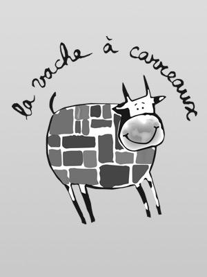 La Vache à carreaux