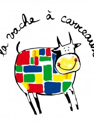 logo vache couleurs